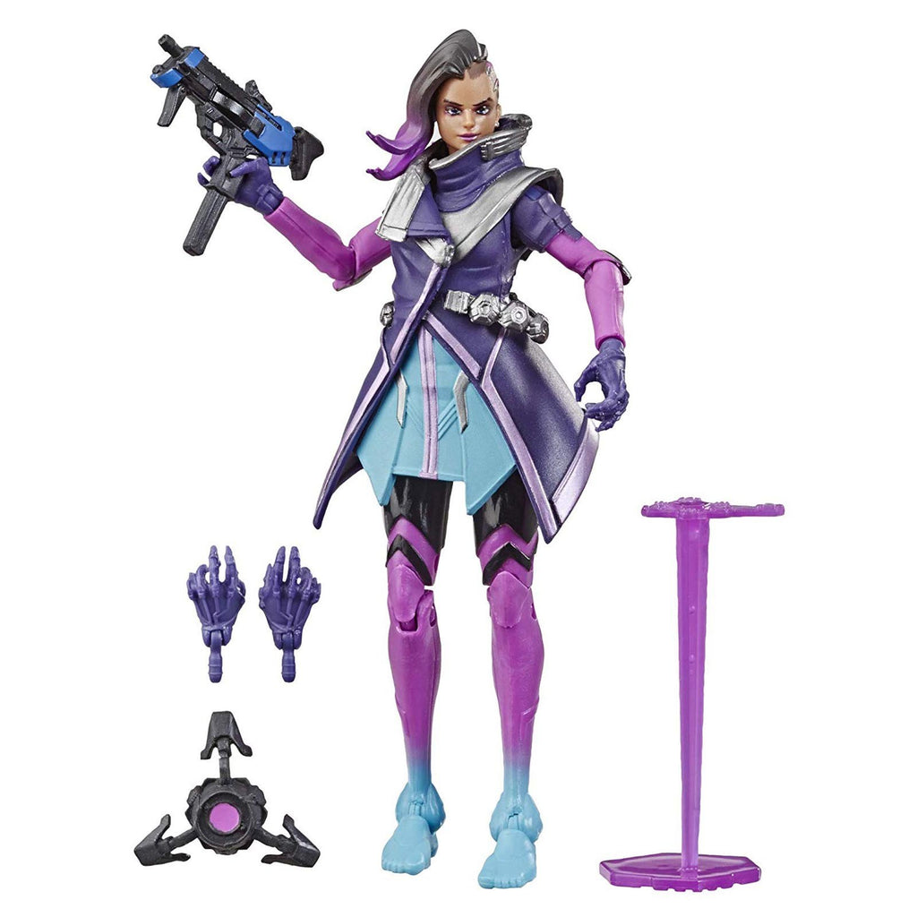 Action Figures - Overwatch Ultimates Sombra 6 Inch Action Figure