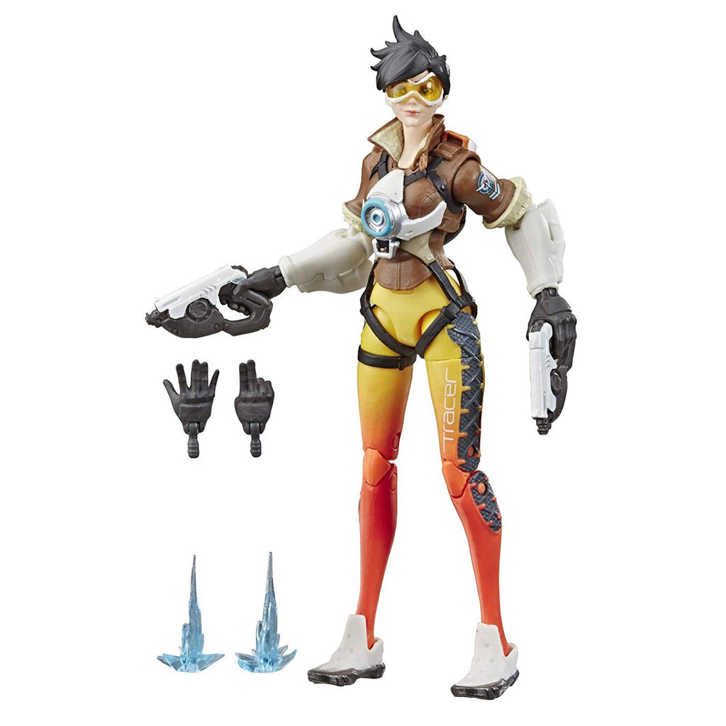 Action Figures - Overwatch Ultimates Tracer 6 Inch Action Figure