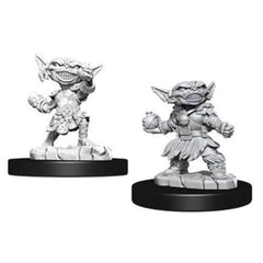 Action Figures - Pathfinder Battles Female Goblin Alchemist Miniatures