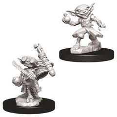 Action Figures - Pathfinder Battles Male Goblin Alchemist Miniatures