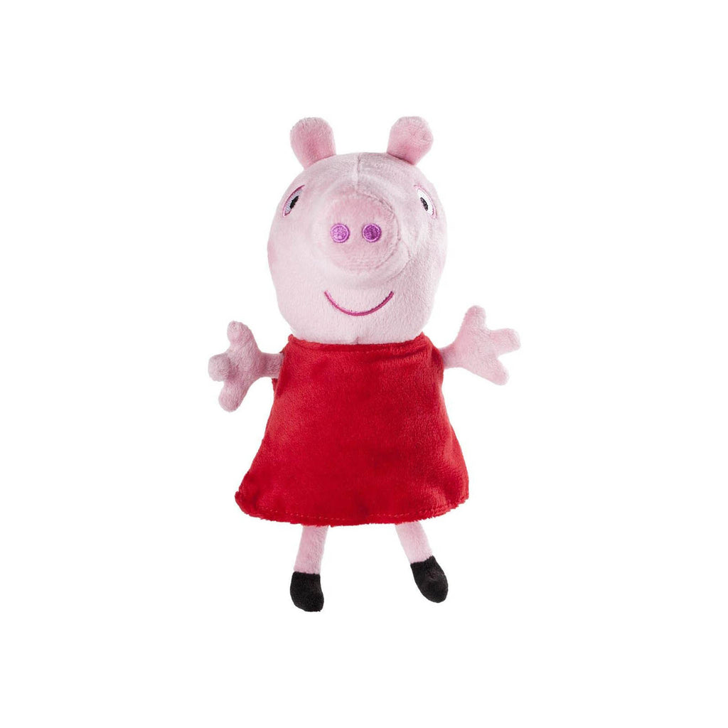 Action Figures - Peppa Pig 6 Inch Plush Figure