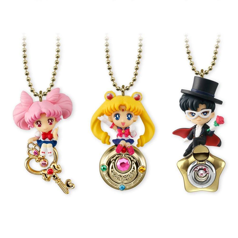 Sailor Moon Twinkle Dolly Special 3 Figure Set