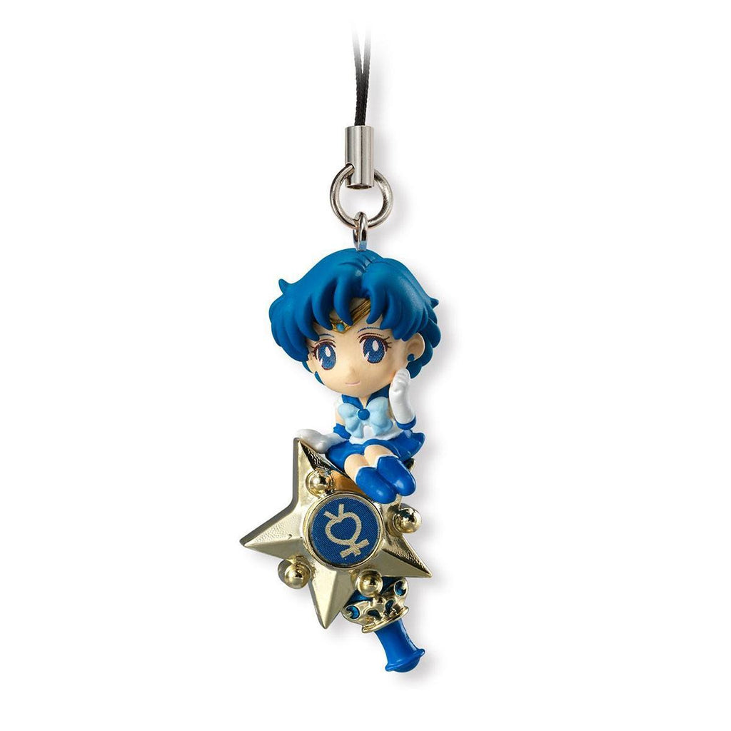 Sailor Moon Twinkle Dolly Volume 1 Mercury Charm
