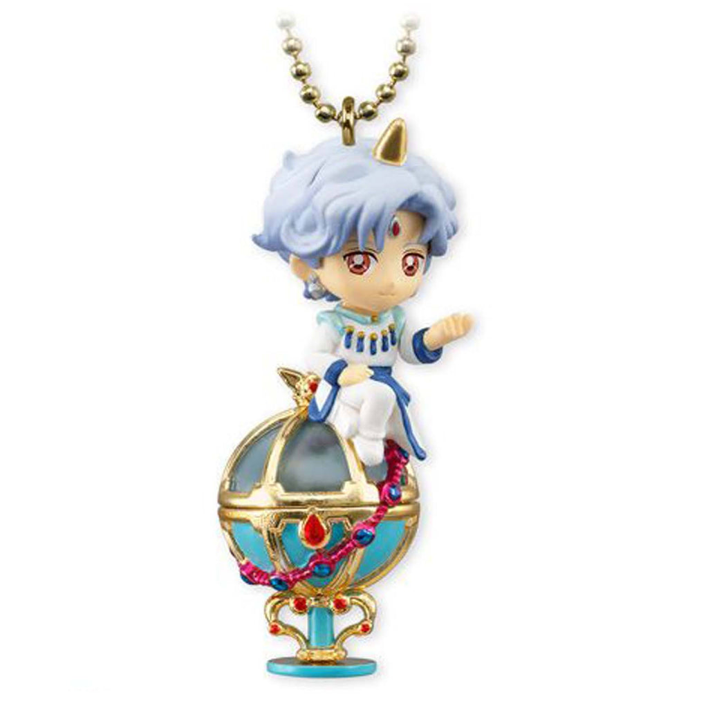 Action Figures - Sailor Moon Twinkle Dolly Volume 4 Elios And Stallion Rave Charm