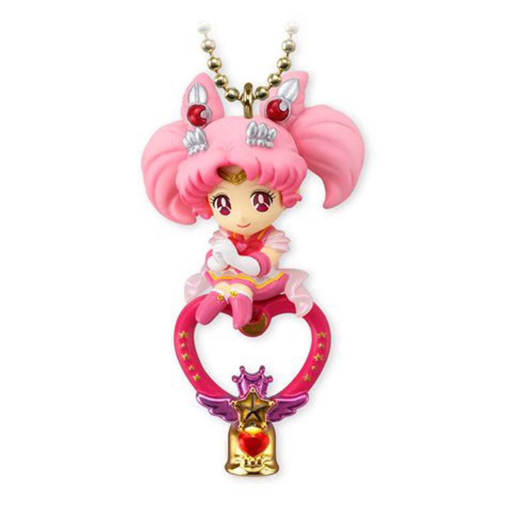 Sailor Moon Twinkle Dolly Volume 4 Sailor Chibi Moon And Crystal Carillon Charm