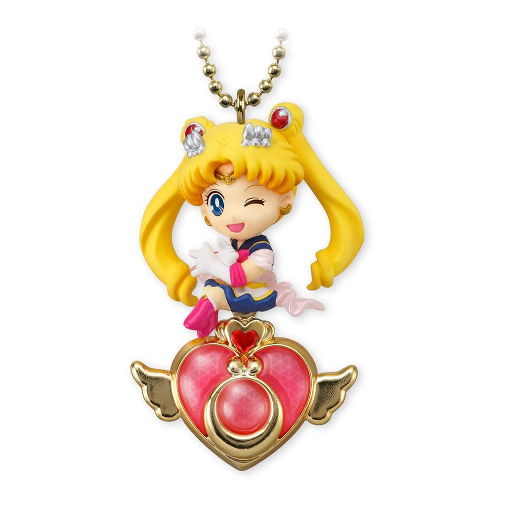 Sailor Moon Twinkle Dolly Volume 4 Sailor Moon And Crisis Moon Charm