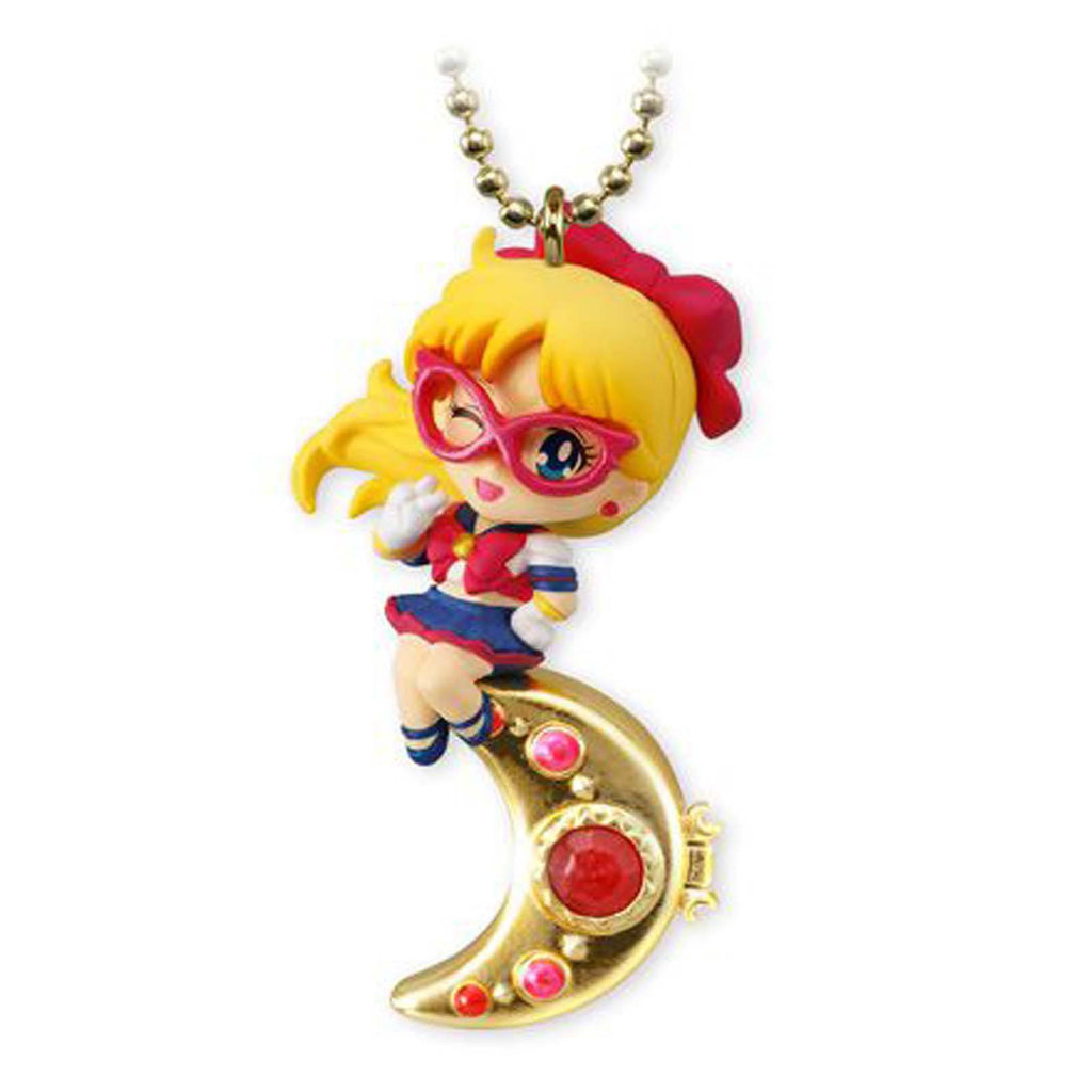 Action Figures - Sailor Moon Twinkle Dolly Volume 4 Sailor V And Silver Crystal Illusion Charm