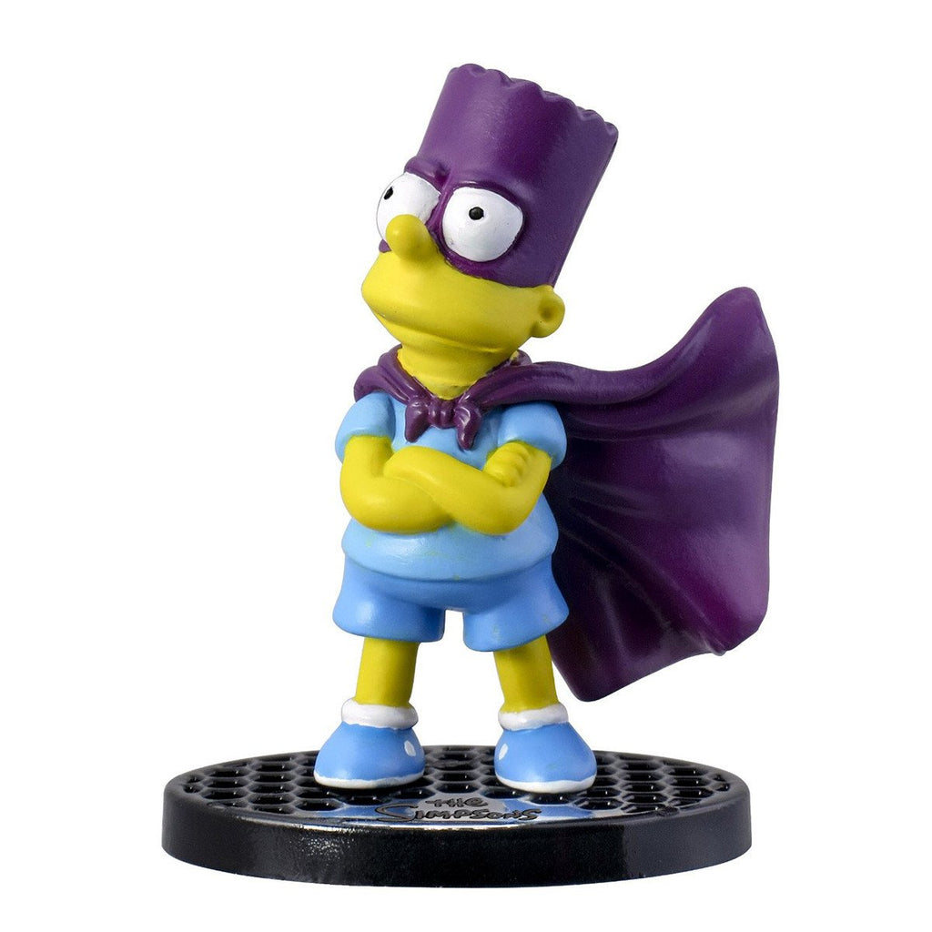 Simpsons Bart In Costume Figure