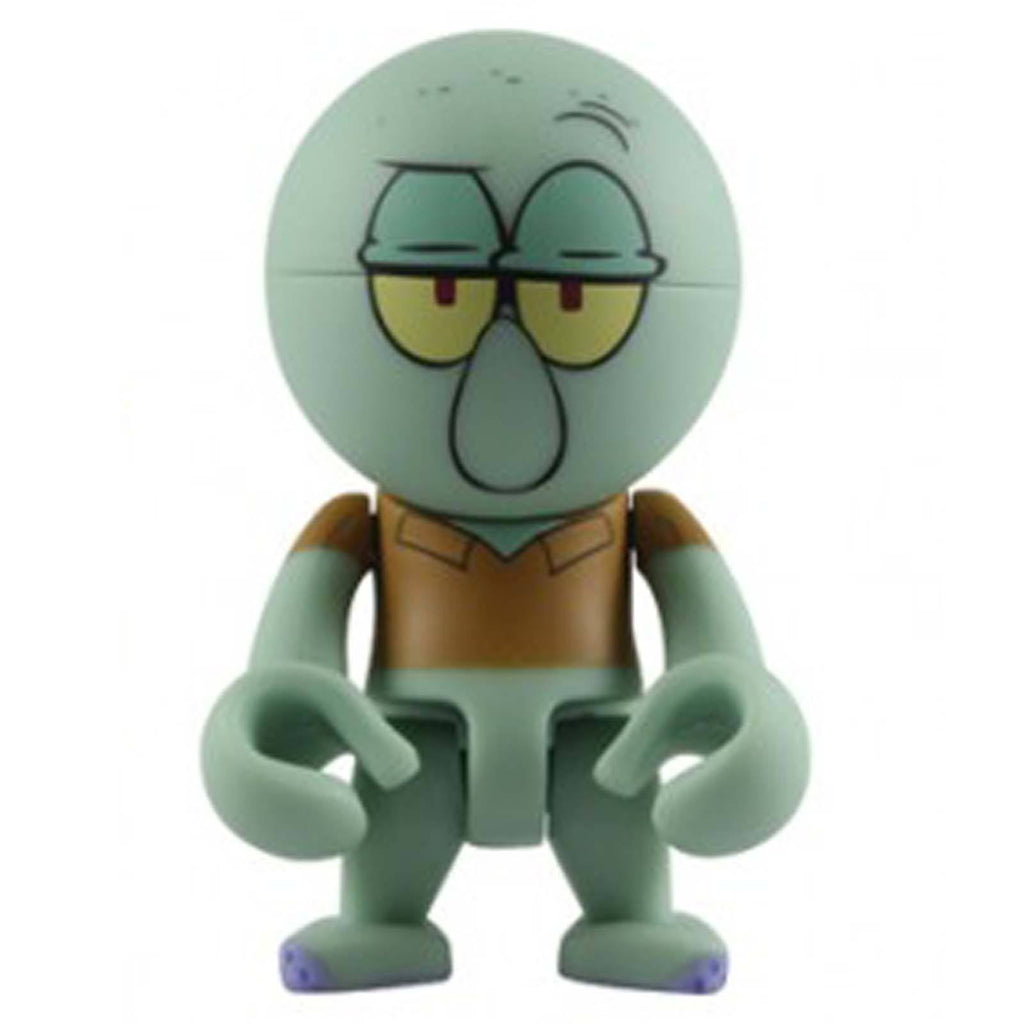 Spongebob Squarepants Snappy Squidward Trexi Figure