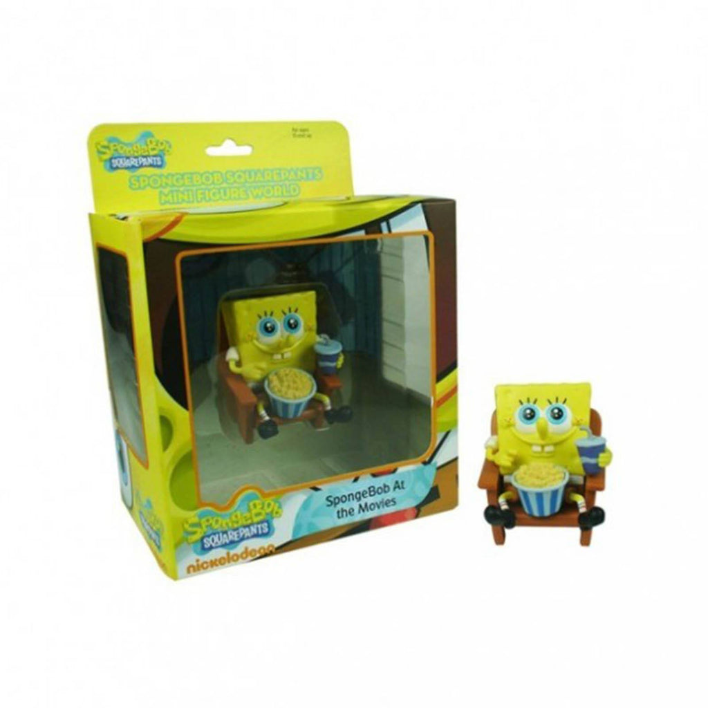 SpongeBob SquarePants World Series 1 At The Movies Mini Figure