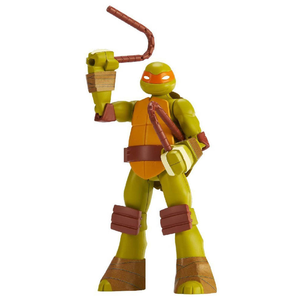Sprukits Teenage Mutant Ninja Turtles Michelangelo Poseable Figure Model Kit