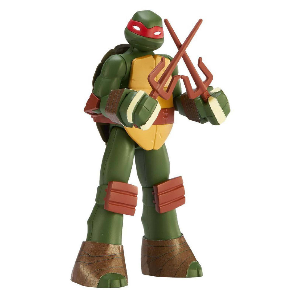 Sprukits Teenage Mutant Ninja Turtles Raphael Poseable Figure Model Kit
