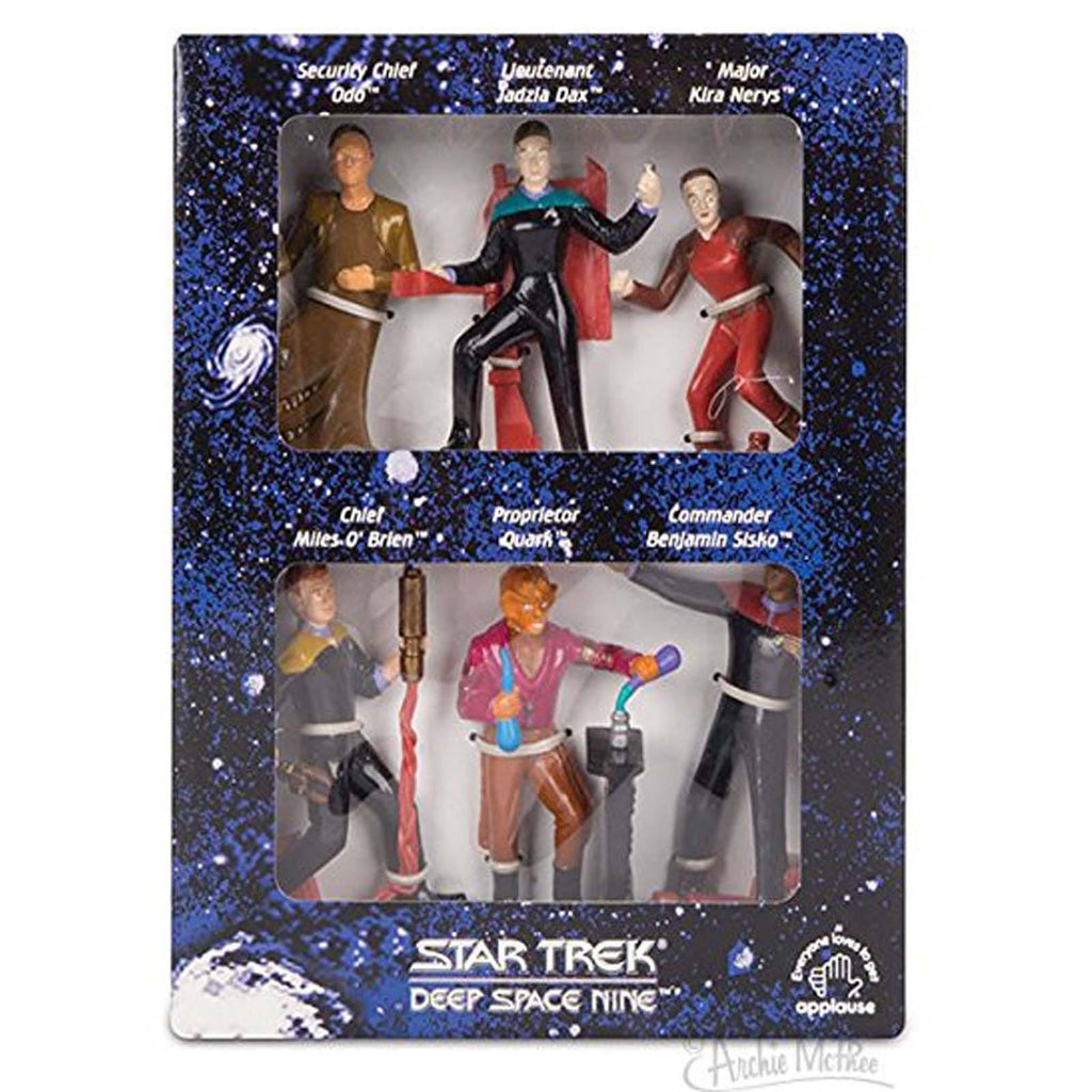 Star Trek Deep Space Nine 6 Figure Set