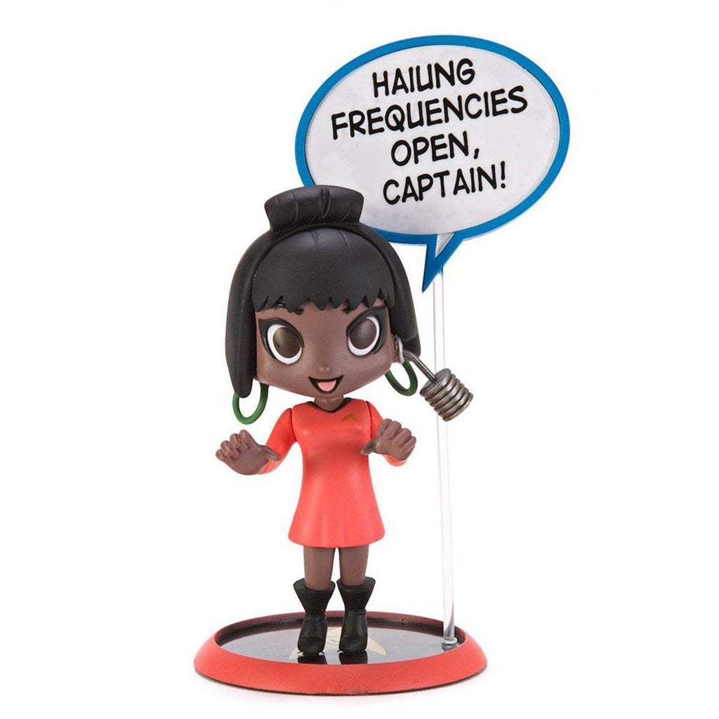 Star Trek Uhura Q-Pop Action Figure