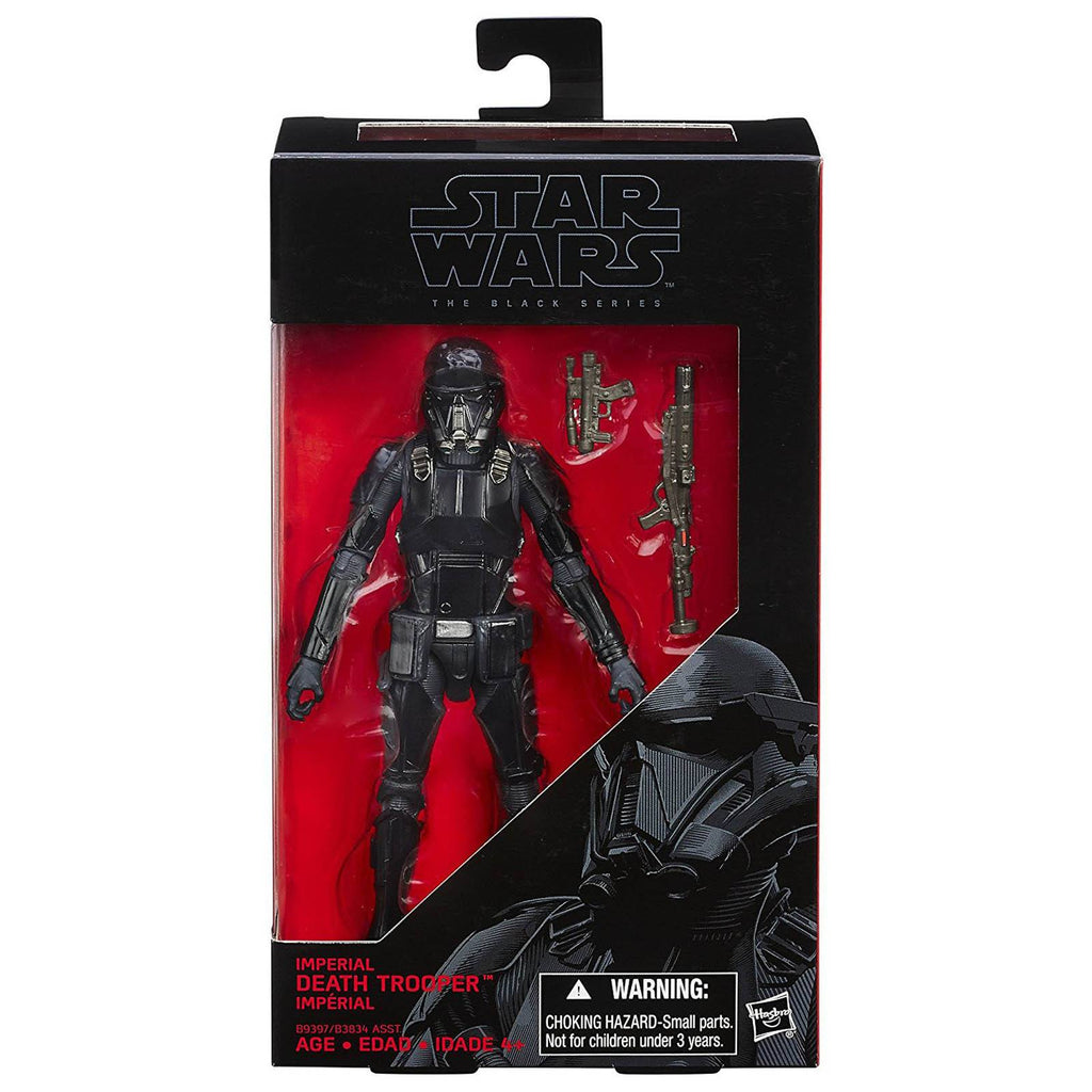 Star Wars Black Series Imperial Death Trooper Action Figure - Radar Toys