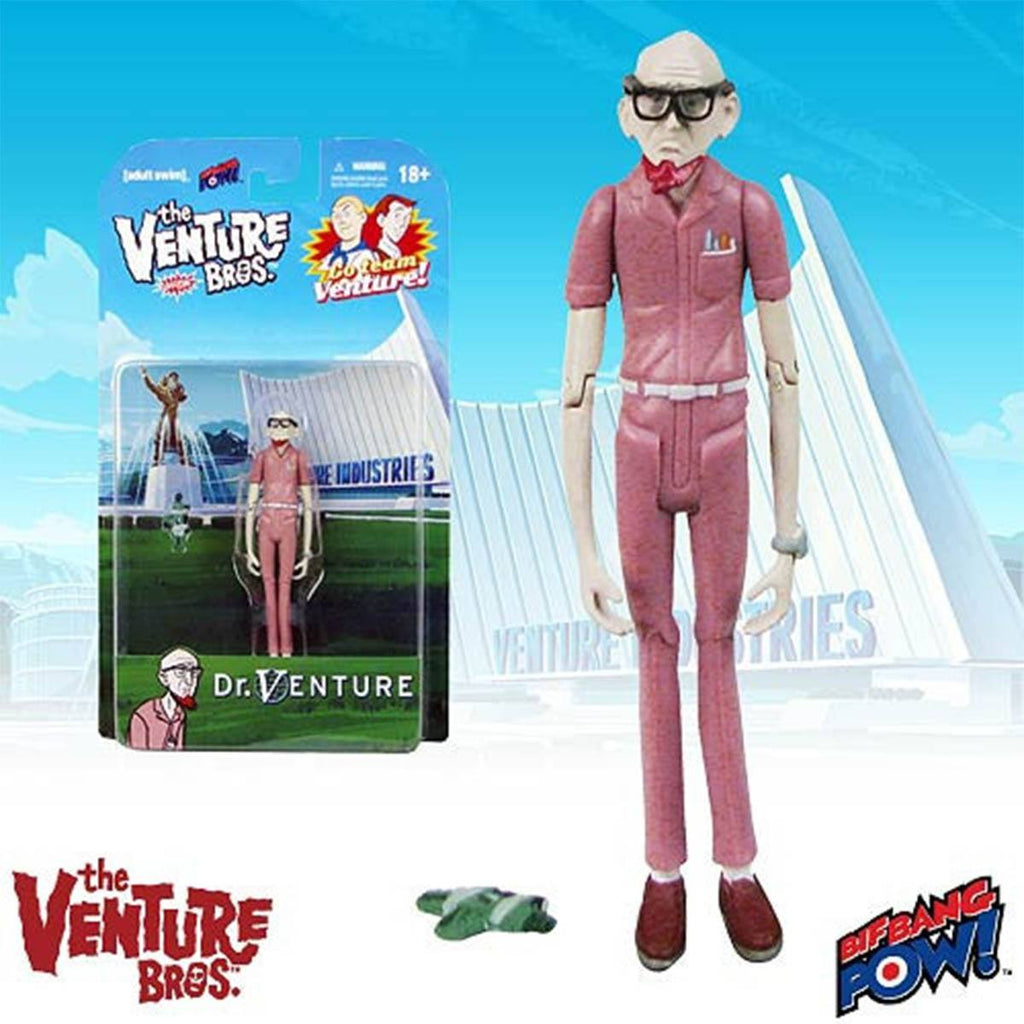 Venture Bros. Dr. Venture Action Figure