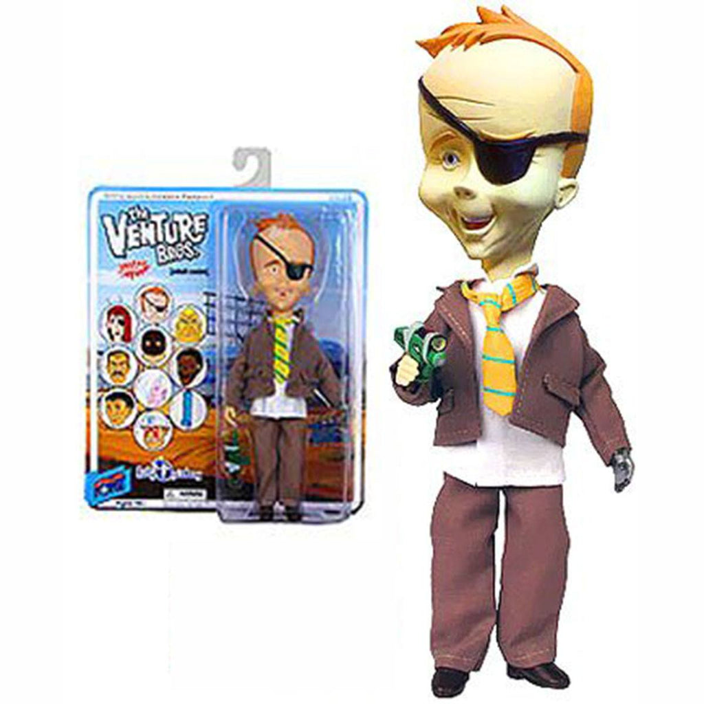 Venture Bros. Series 6 Billy Quizboy Action Figure
