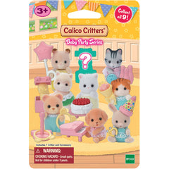 Animal Figure - Calico Critters Baby Party Series Single Blind Bag Figure