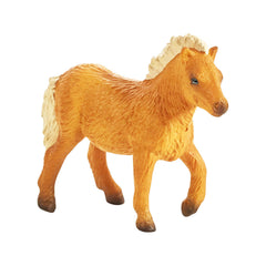 Animal Figures - MOJO Shetland Pony Foal Animal Figure 387232