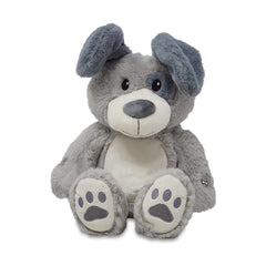 Animal Plush Toys - Cuddle Barn Peek & Play Parker The Puppy 10 Inch Plush Figure