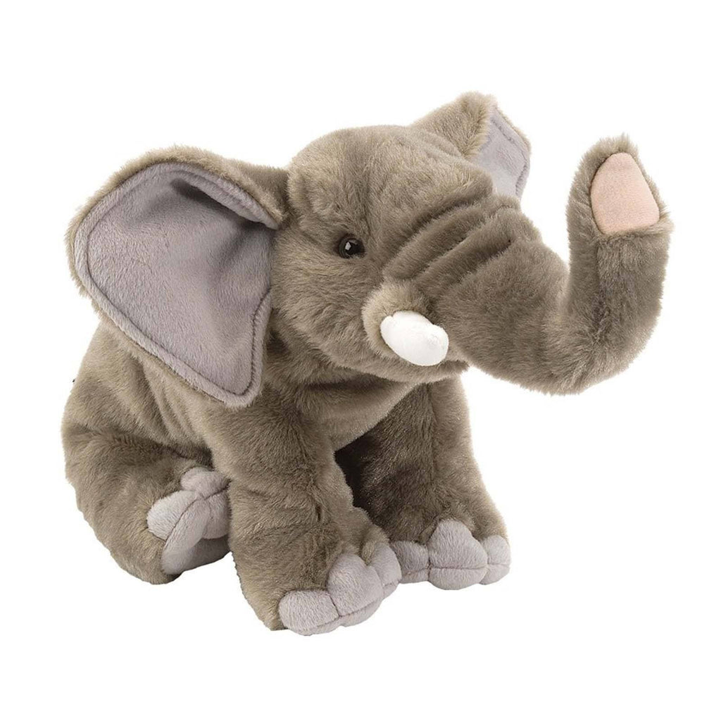 Animal Plush Toys - Cuddlekins African Elephant 12 Inch Animal Plush Figure