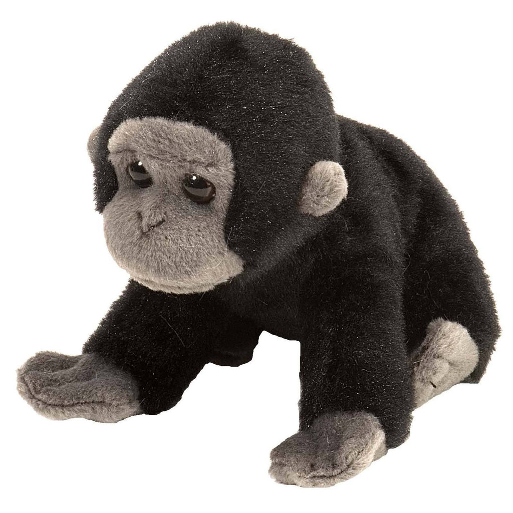 Animal Plush Toys - Cuddlekins Lil's Gorilla 5 Inch Animal Plush Figure