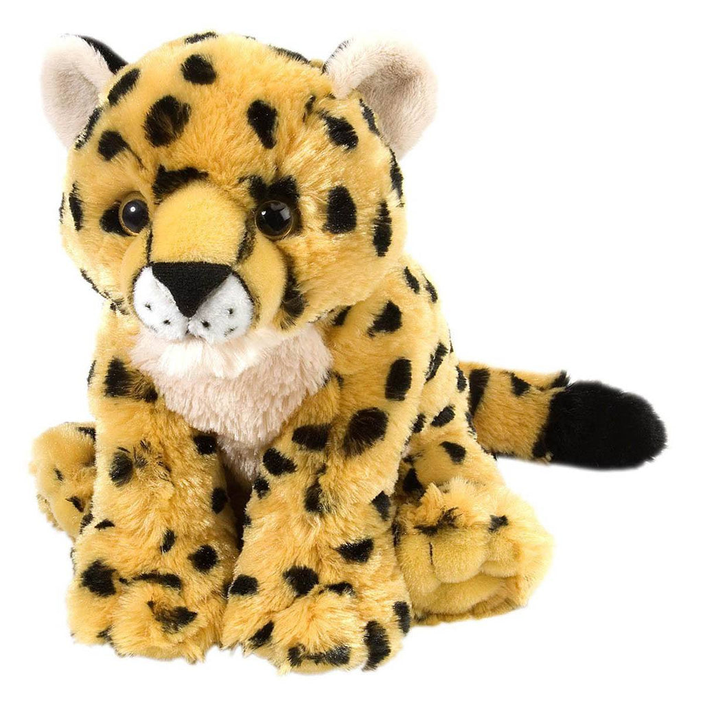 Cuddlekins Mini Baby Cheetah 8 Inch Stuffed Animal - Radar Toys