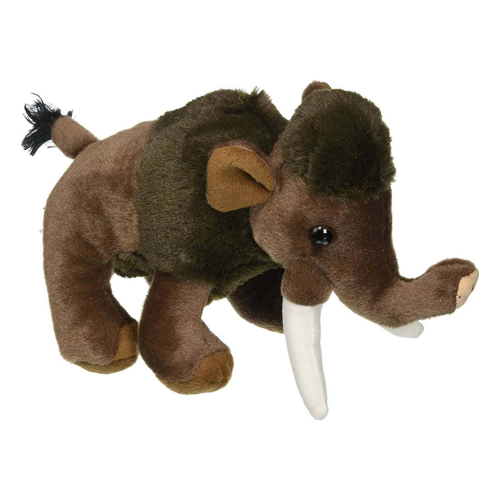 Animal Plush Toys - Cuddlekins Mini Woolly Mammoth 8 Inch Animal Plush Figure