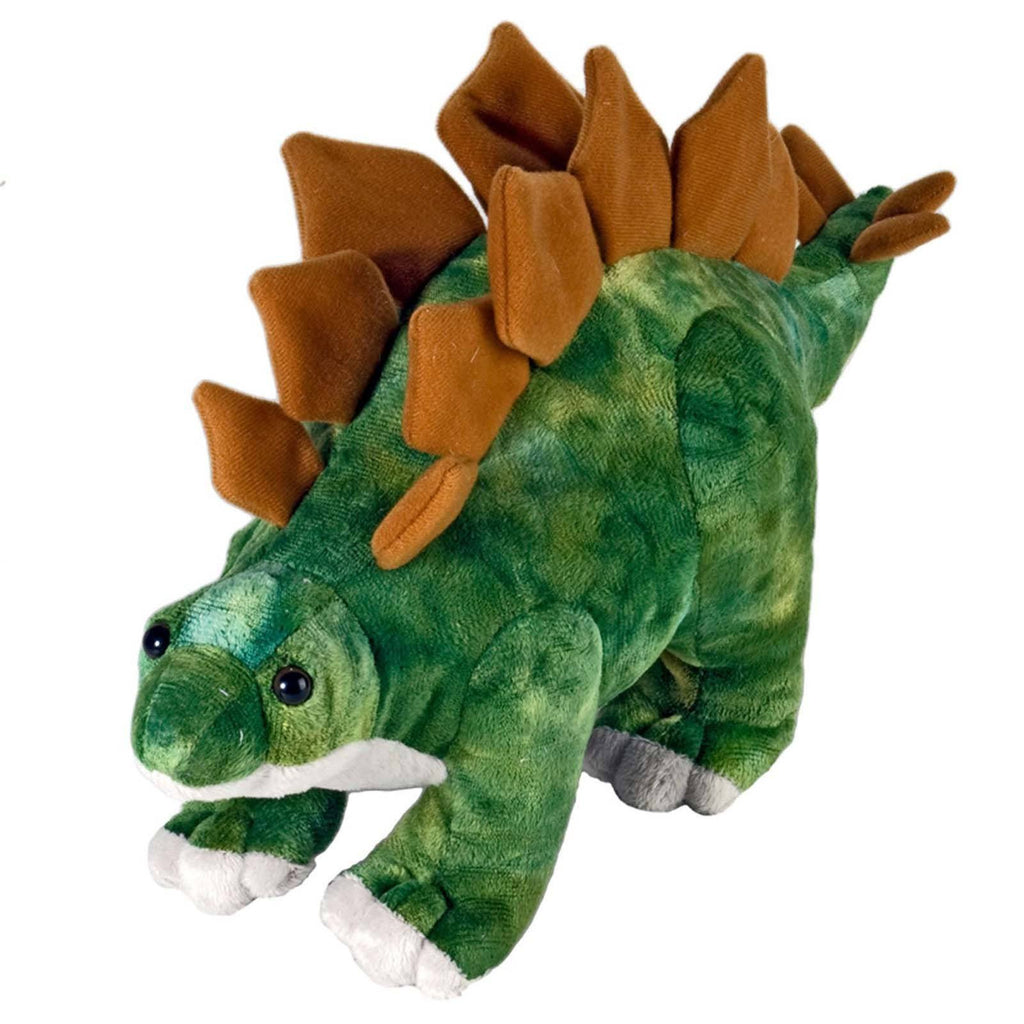 Animal Plush Toys - Dinosauria Mini Stegosaurus 10 Inch Plush Figure