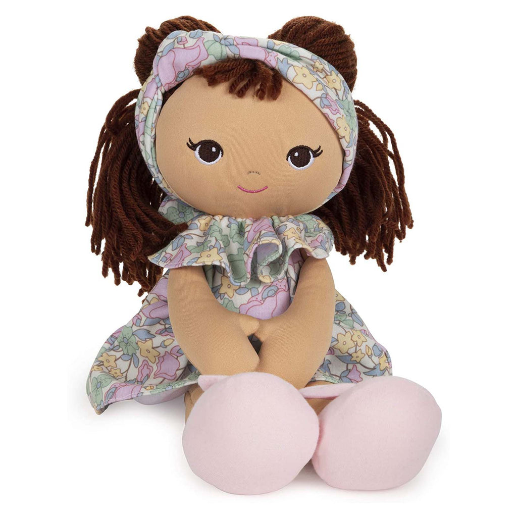 Animal Plush Toys - Gund Baby Doll Brunette 8 Inch Plush Figure