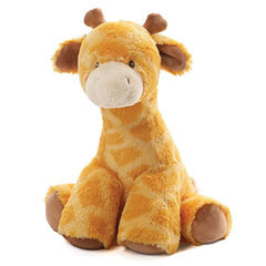 Animal Plush Toys - Gund Baby Tucker Giraffe Keywind Musical Baby Plush Figure