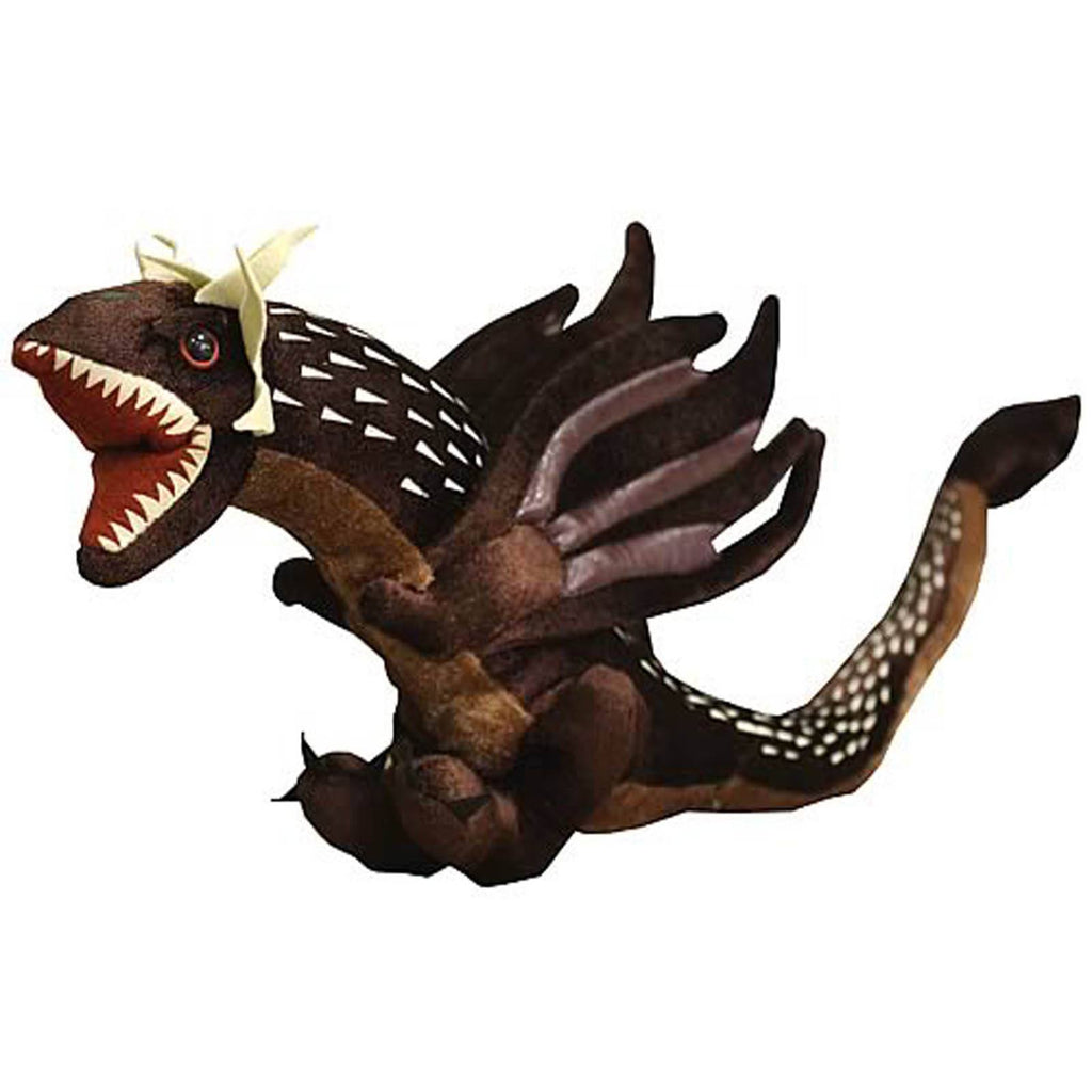 Harry Potter Hungarian Horntail Dragon Plush Figure