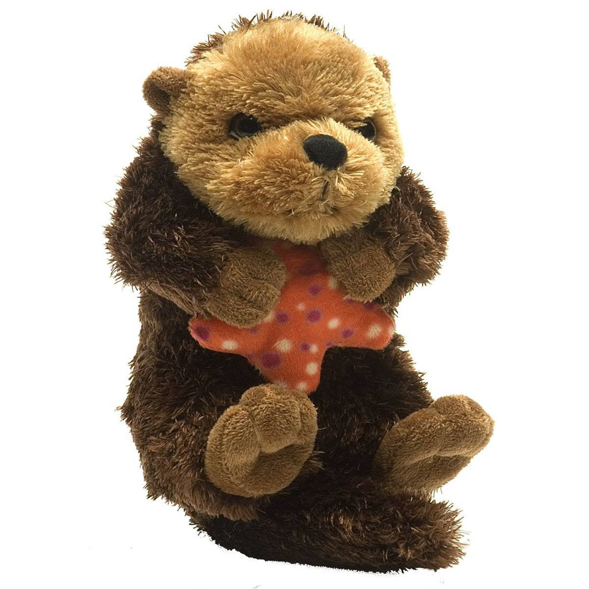Otter Stuffed Animal Kids Toys Otter Hug Ems Plush Toy Radar Toys