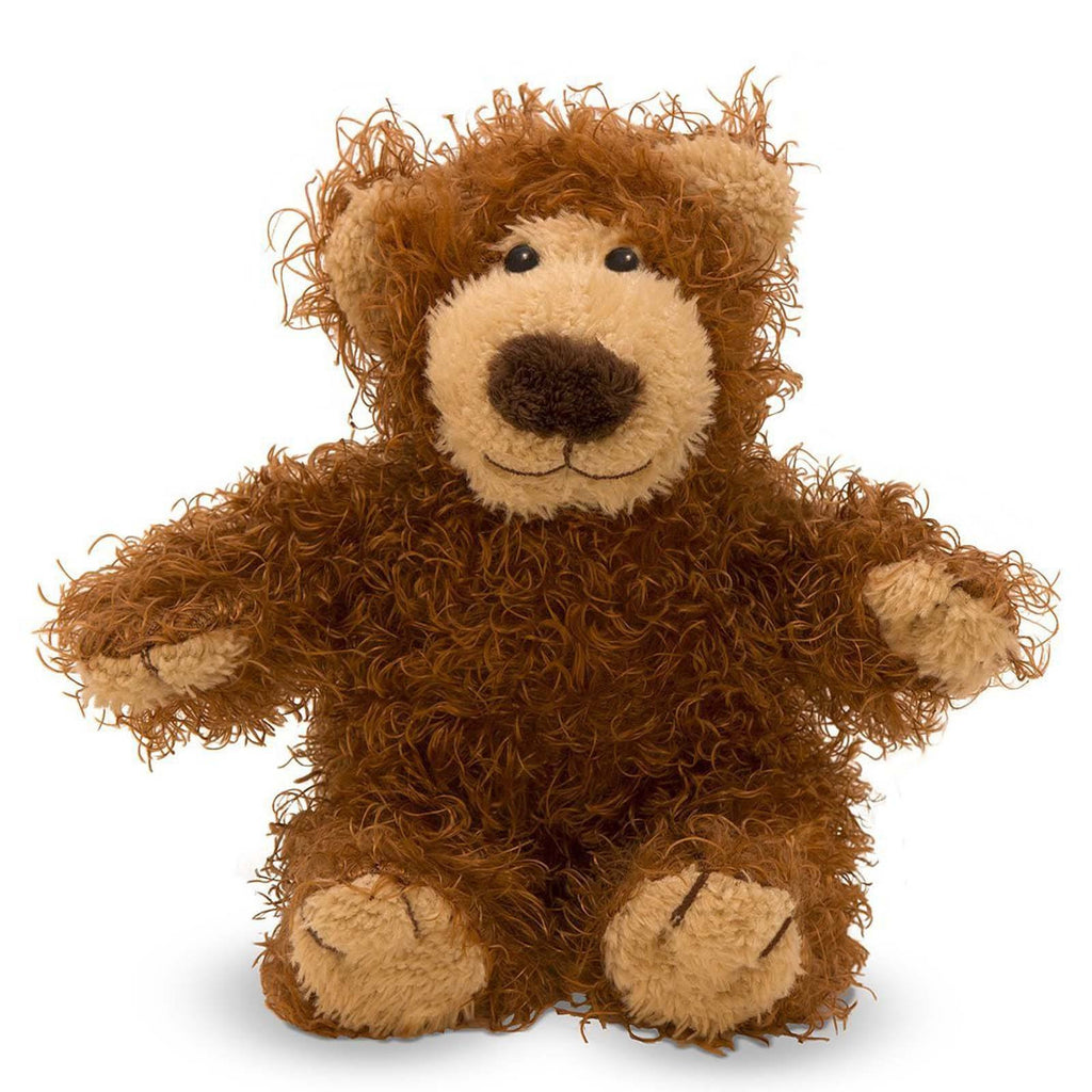 Melissa And Doug Baby Roscoe Bear 8 Inch Plush Figure