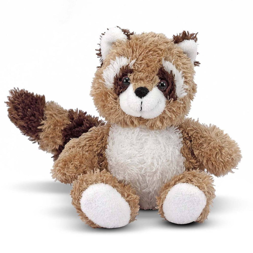 Animal Plush Toys - Melissa And Doug Rascal Raccoon 6 Inch Plush Figure
