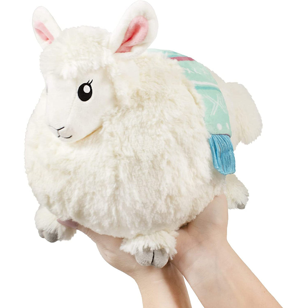 Animal Plush Toys - Squishable Mini Little Llama 7 Inch Plush Figure