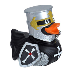 Animal Plush Toys - Wild Republic Black Knight Rubber Duck