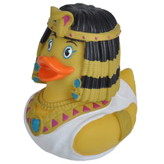 Animal Plush Toys - Wild Republic Cleopatra Rubber Duck