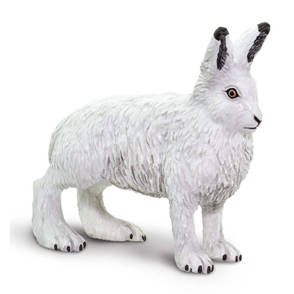 Arctic Hare Wild Safari Figure Safari Ltd