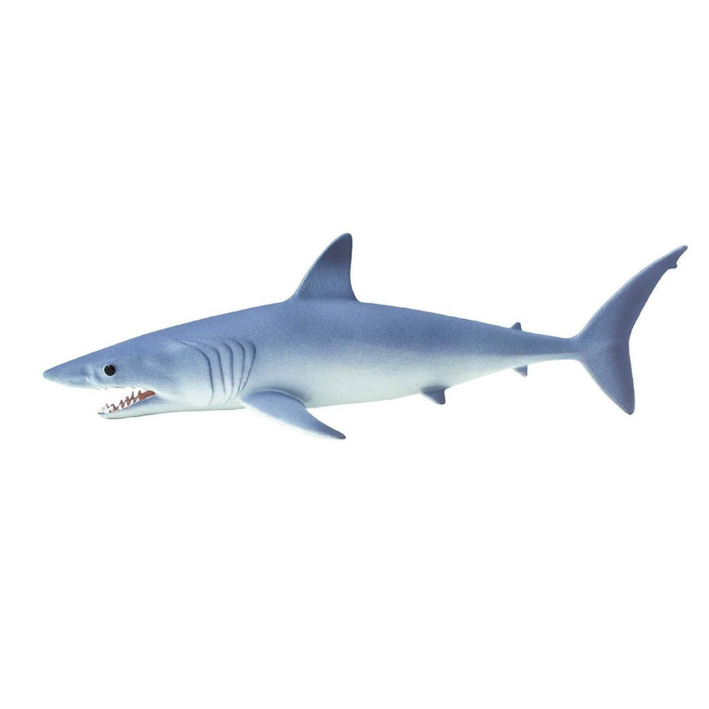 Animals - Mako Shark Sea Life Figure Safari Ltd