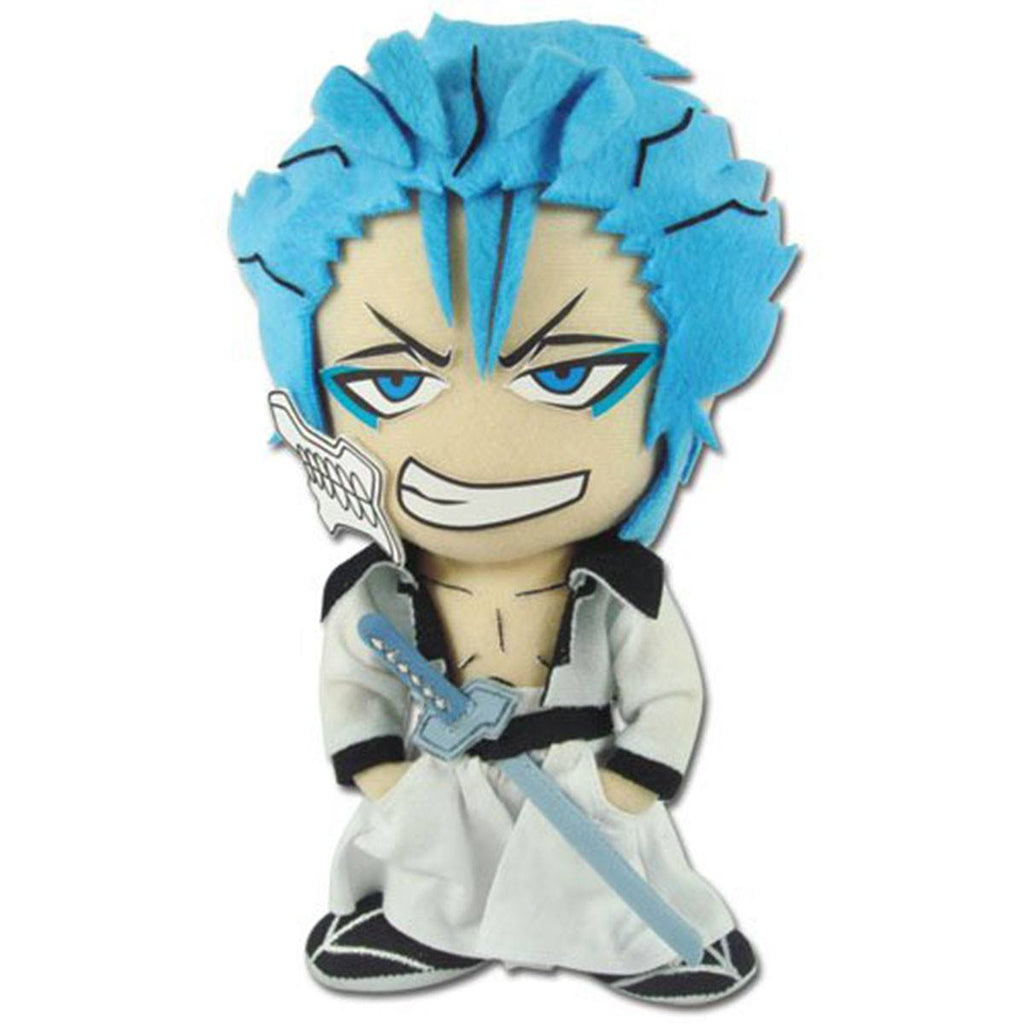 Bleach Grimmjow Plush Figure