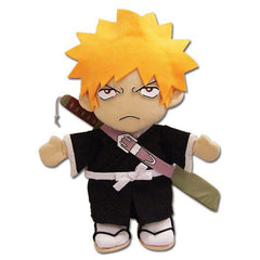 Anime Plush Figures - Bleach Ichigo 13 Inch Plush Puppet
