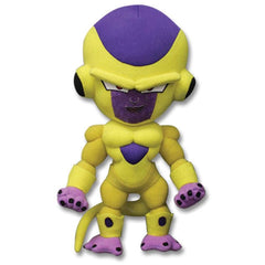 Anime Plush Figures - Dragon Ball Super Golden Frieza 01 8 Inch Plush Figure