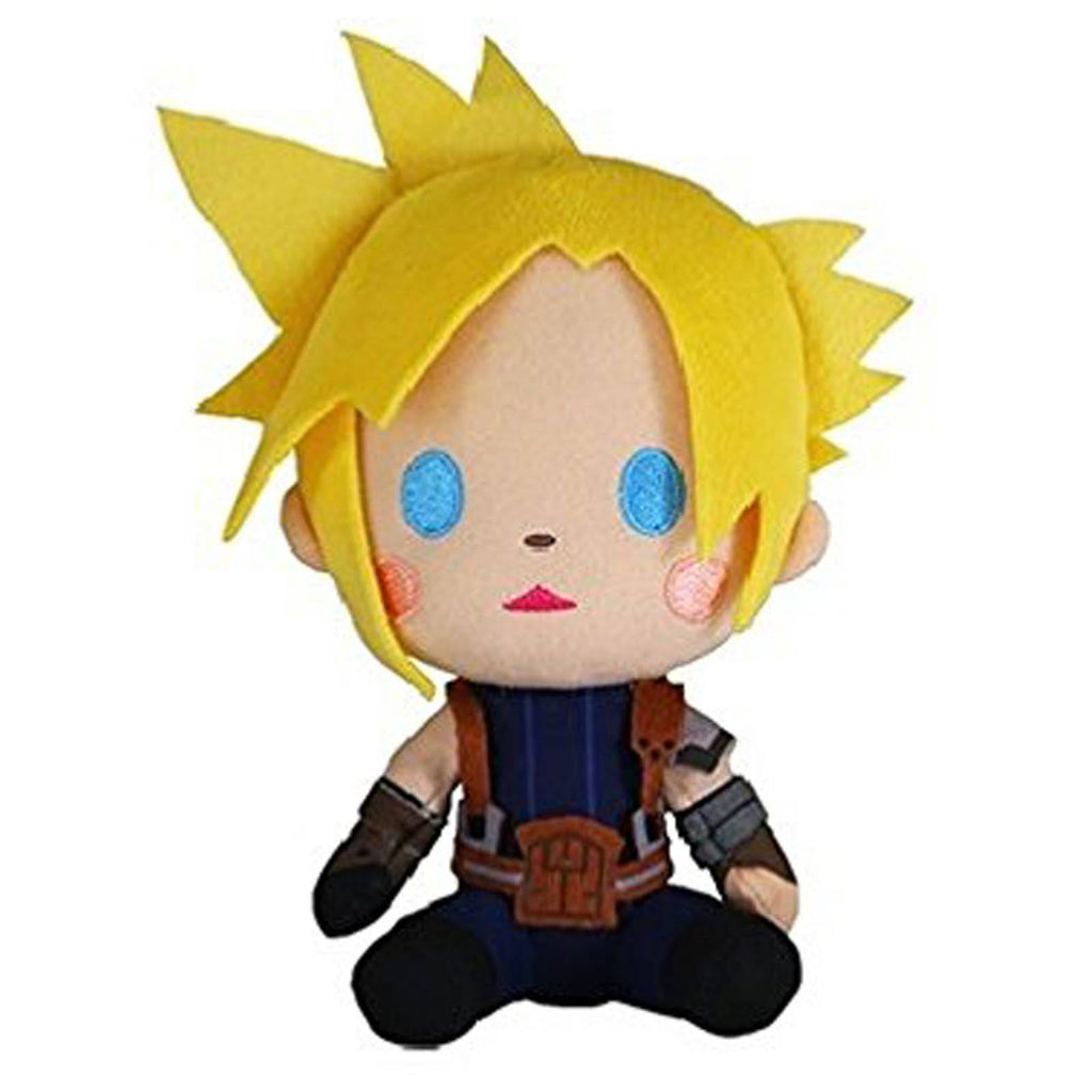 Final Fantasy Dissidia All Stars Cloud Plush Figure