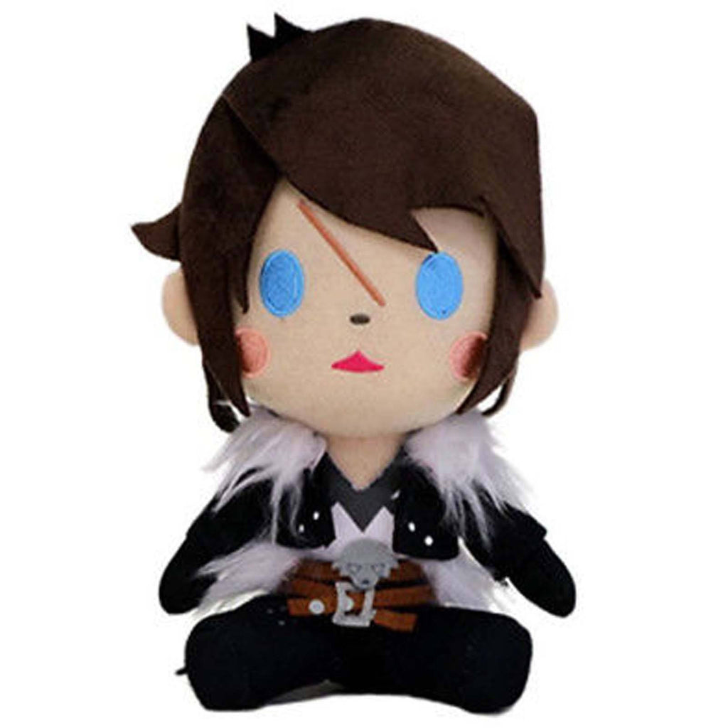 Final Fantasy Dissidia All Stars Squall Plush Figure