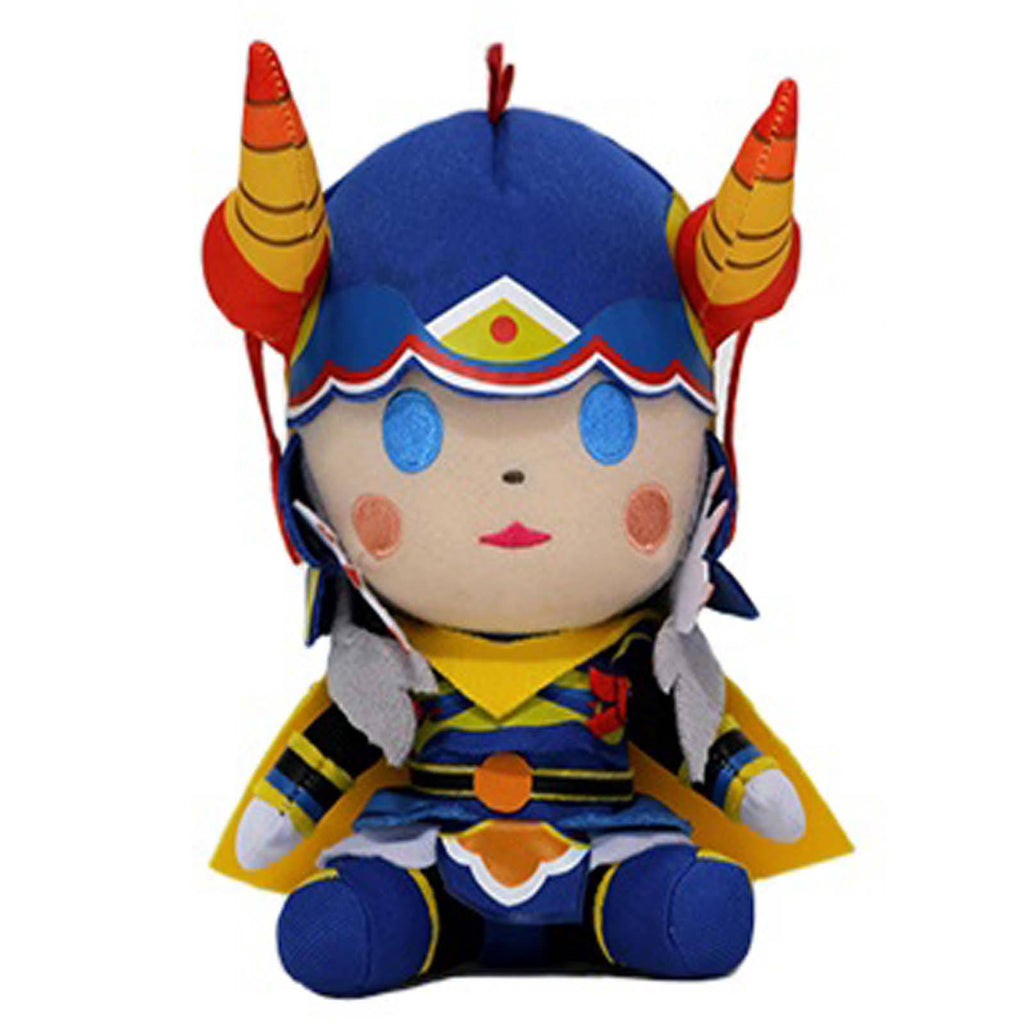 Final Fantasy Dissidia All Stars Warrior Of Light Plush Figure