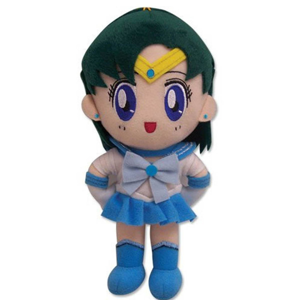 Sailor Moon Mercury Plush Figure