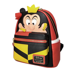 Backpack - Loungefly Disney Alice In Wonderland Queen Of Hearts Mini Backpack