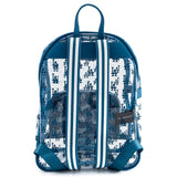Backpack - Loungefly MLB Dodgers Clear All Over Print Mini Backpack