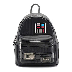 Backpack - Loungefly Star Wars Darth Vader Cosplay Mini Backpack